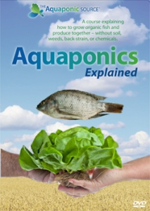 Aquaponics Explained video